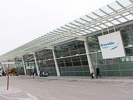 photo Grenoble Aéroport