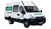 europcar camionnette 12m3