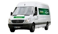 europcar camionnette 14m3