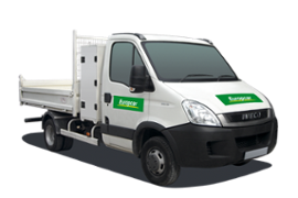 location Iveco camion benne Simple Cahors